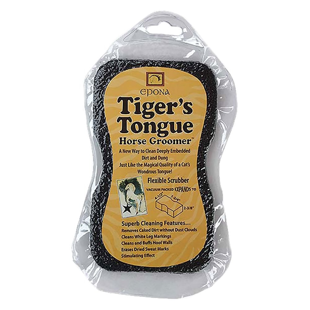 Tiger's Tongue Horse Groomer