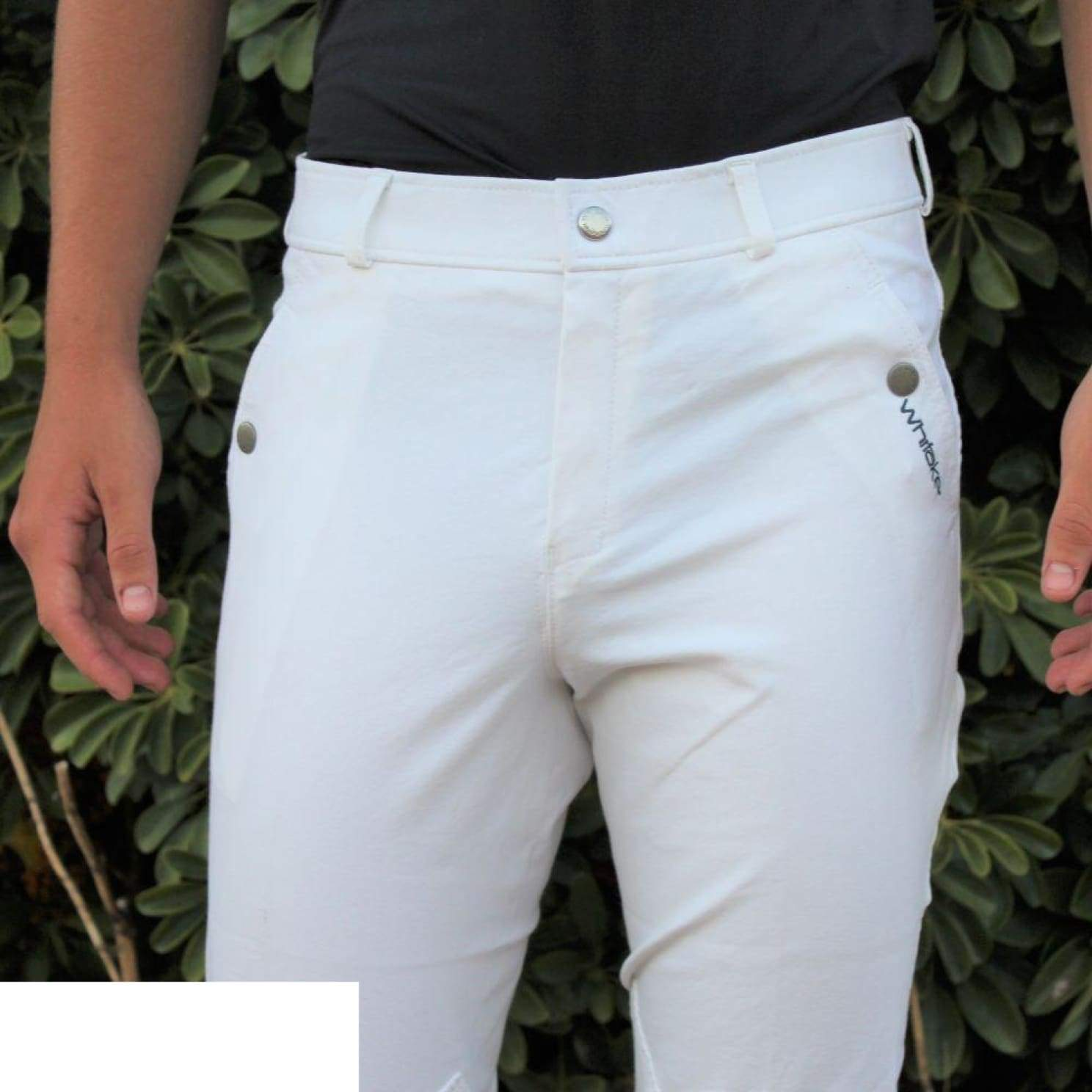 John Whitaker Mens Hornby Competition Breeches