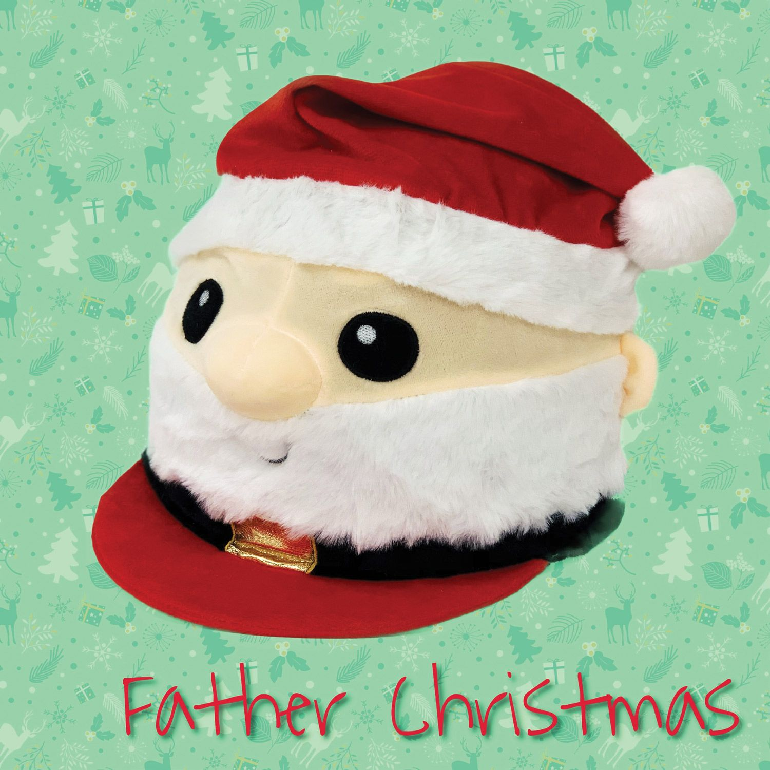Equetech Father Christmas Santa Hat Silk