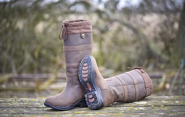 Mark Todd Country Boot Standard Calf Boots