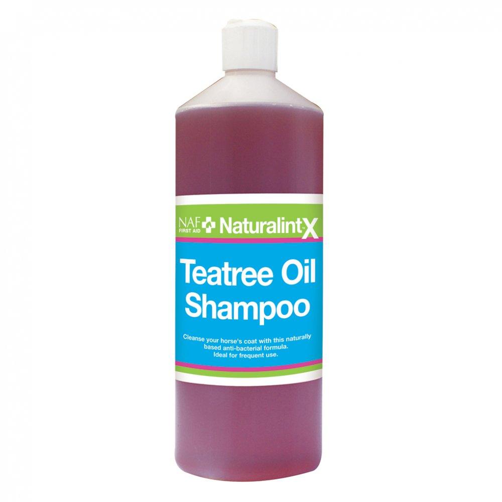 NAF Naturalint-X TeaTree Oil Shampoo