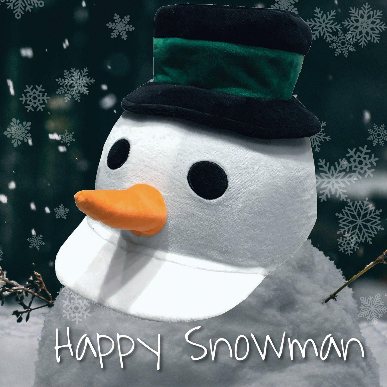 Equetech Snowman Hat Silk