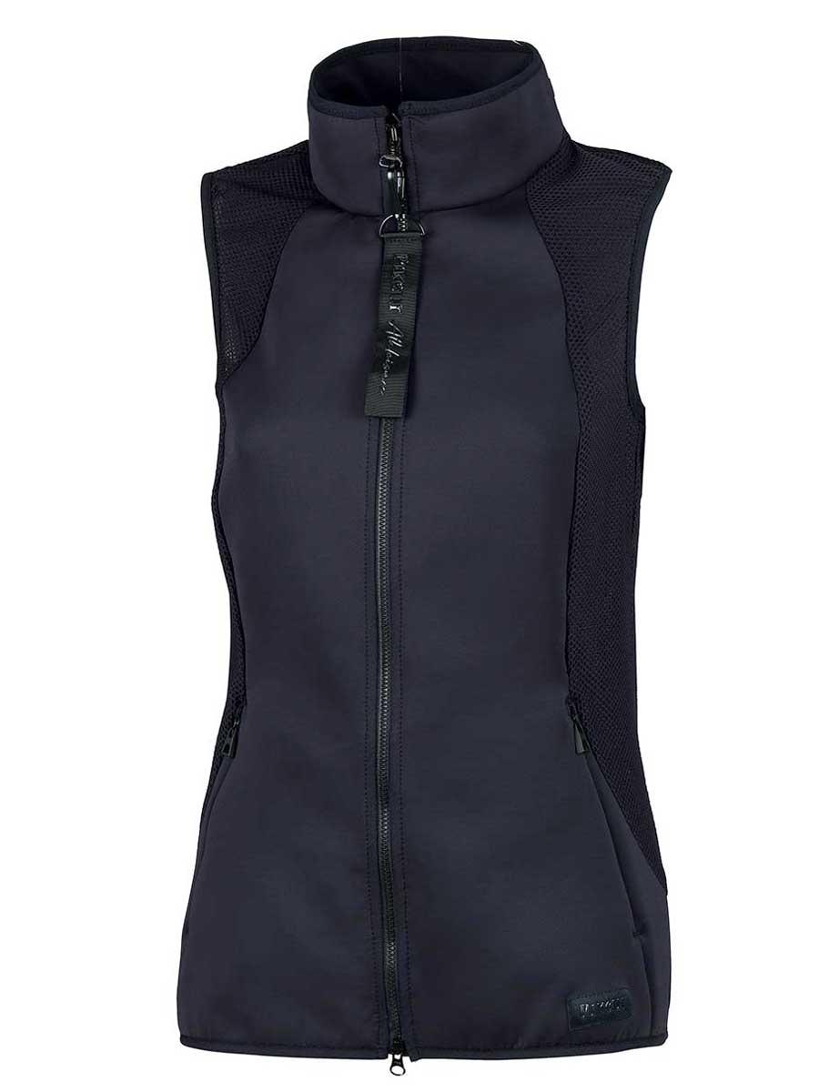 Pikeur Lin Navy Waistcoat Bodywarmer