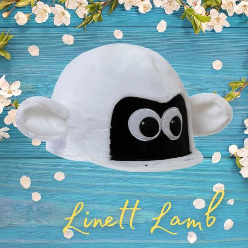 Equetech Linett Lamb Hat Silk