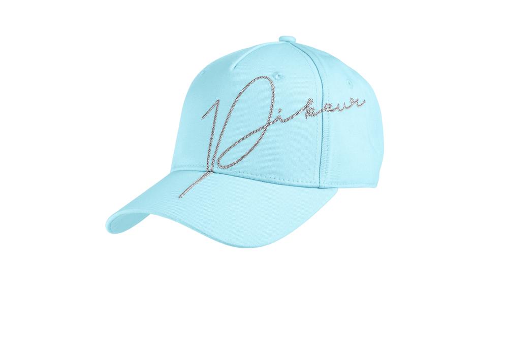Pikeur Lurex Aquamarine Cap