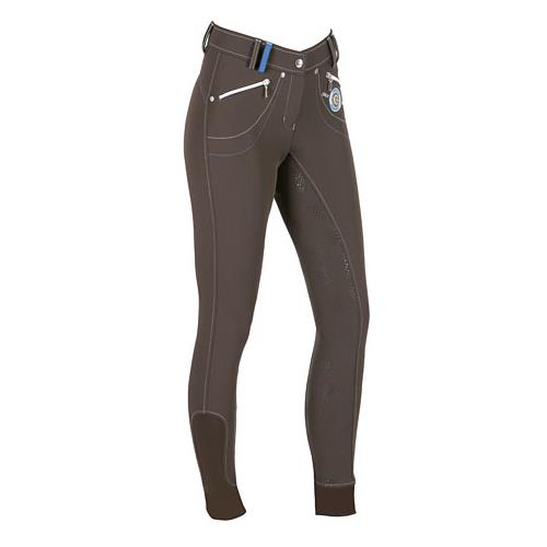 Covalliero Ancelle Breeches Brown Suede Bum