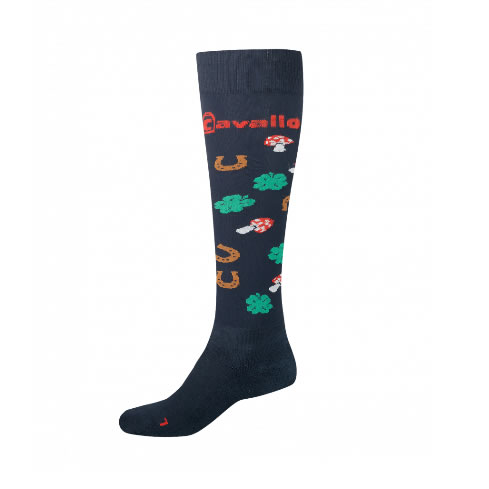 Cavallo Semoji Unisex Long Socks