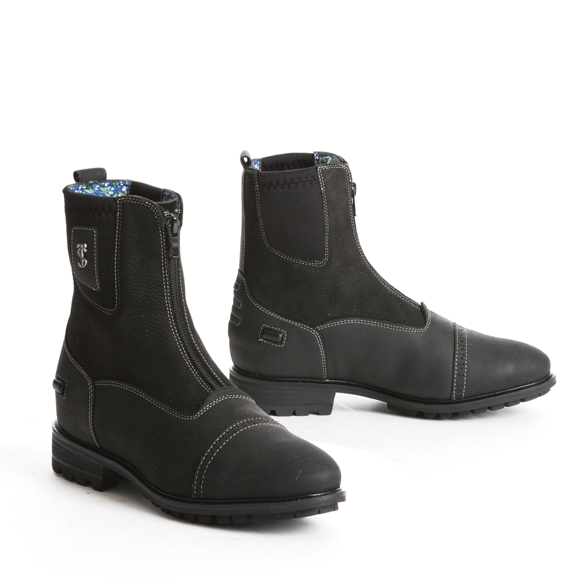 Tredstep Spirit Front Zip Boots