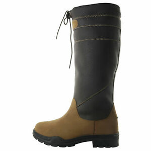 Brogini Derbyshire Fur Lined Yard/Riding Country Boot