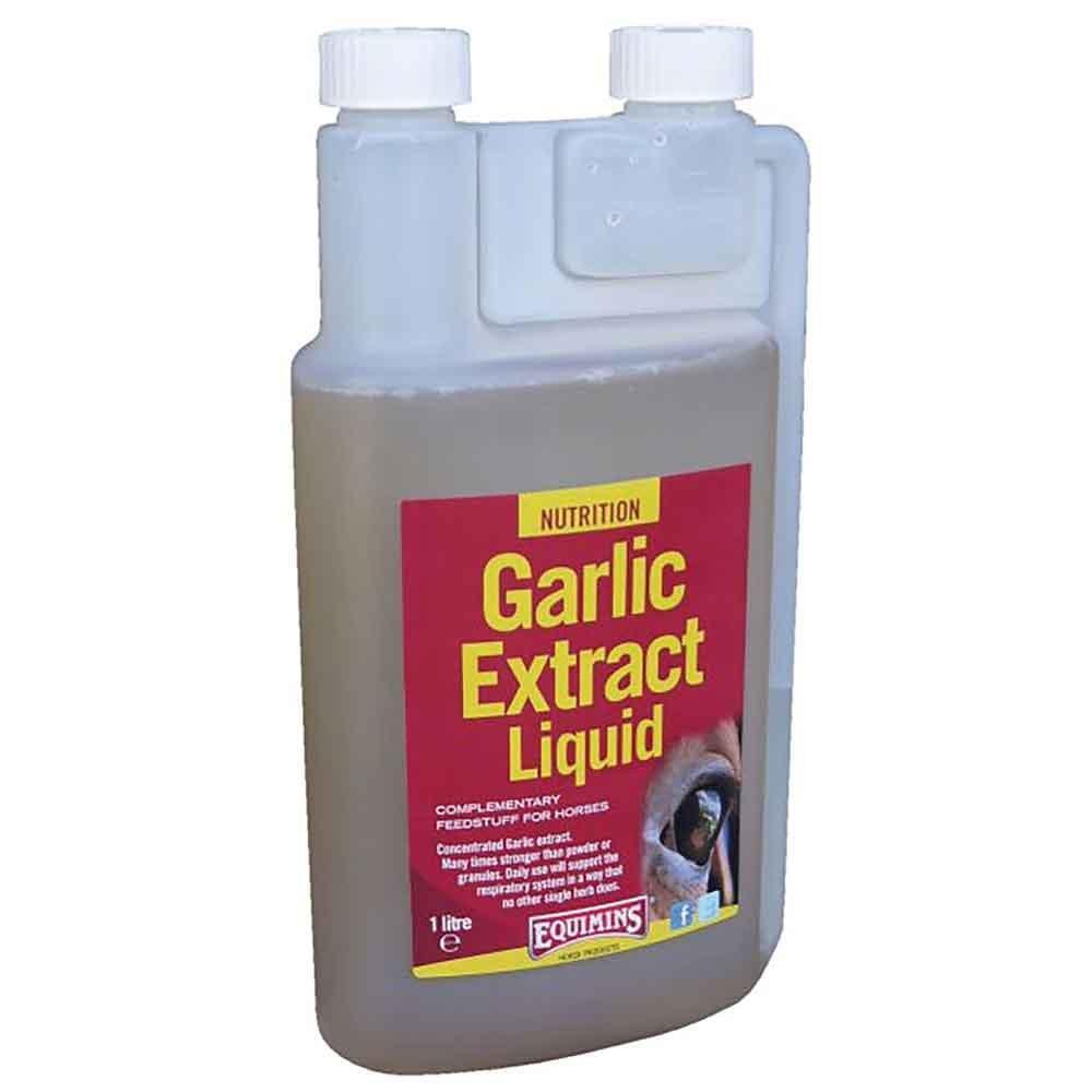 Equimins Nutrition Garlic Extract Liquid
