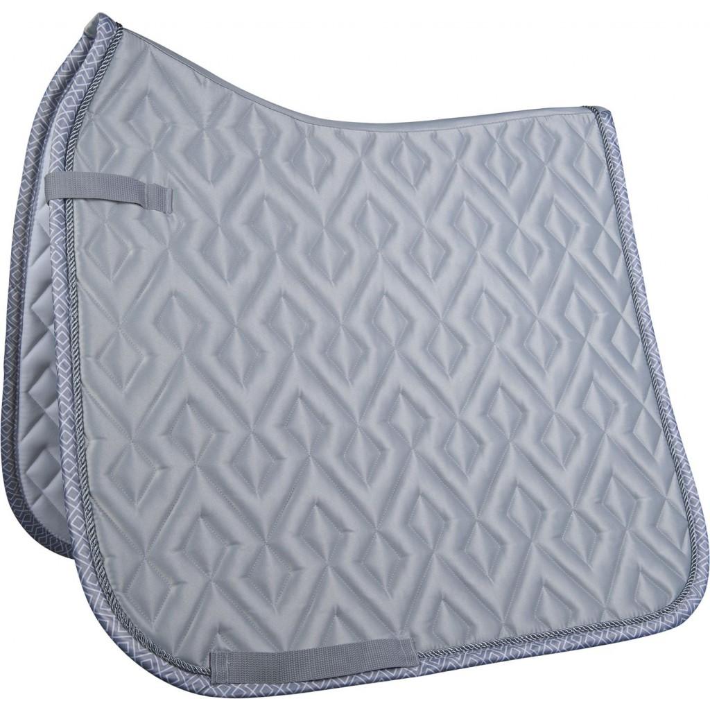 HKM Della Sera Competition Grey Saddle Cloth