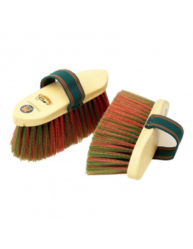Equerry Stablemates Large Grooming Super Whisker Brush