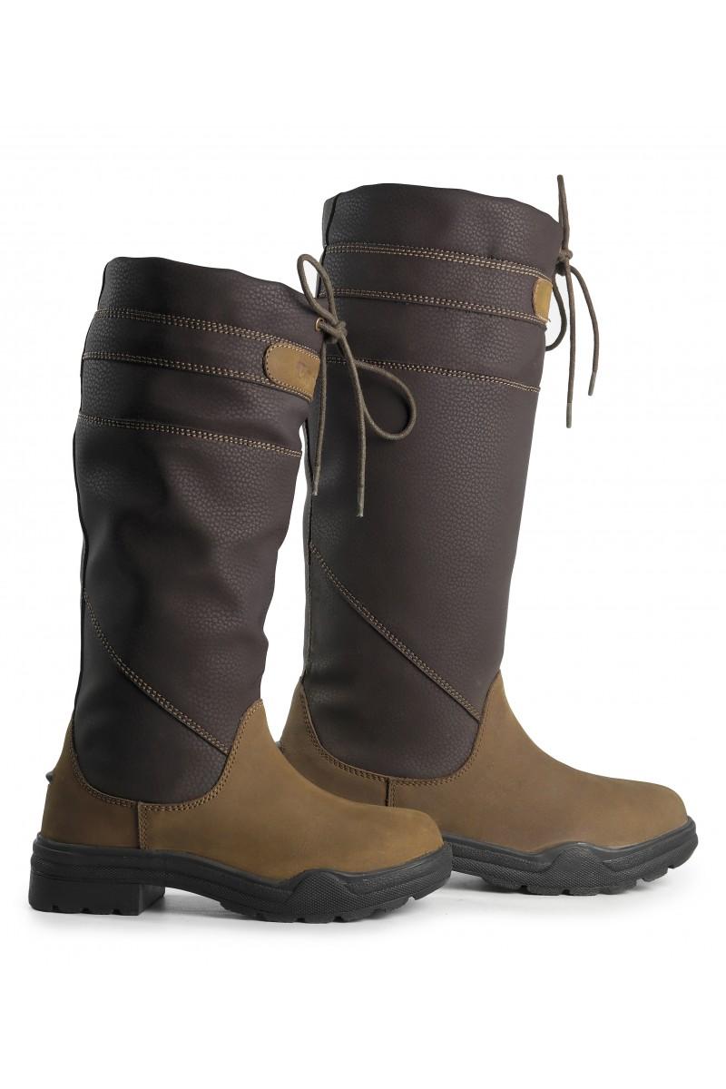 Brogini Derbyshire Mesh Lined Kids Yard/Riding Boots