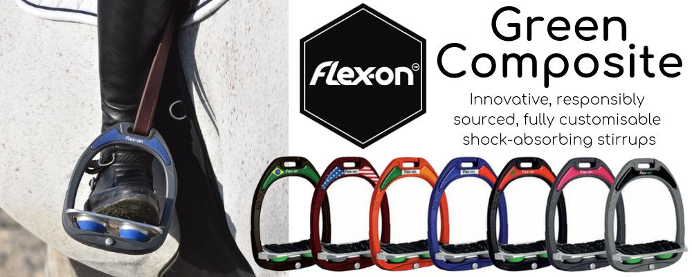 Flex-on Stirrup Irons TRIAL