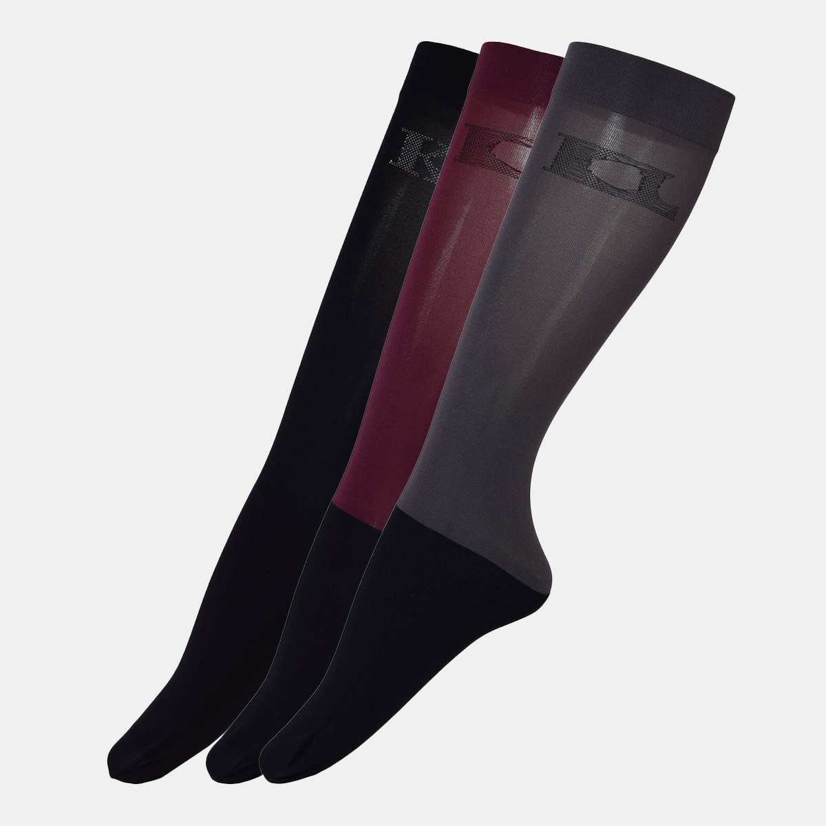 Kingsland Brook Show Socks 3 Pack