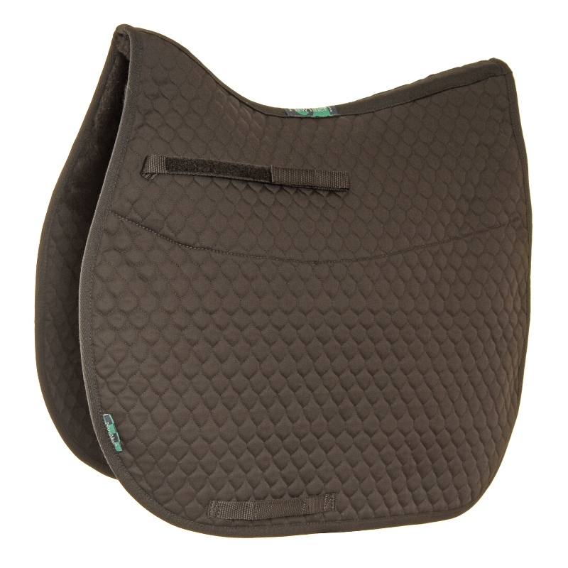 Nuumed HiWither Half Wool GP Saddle Pad