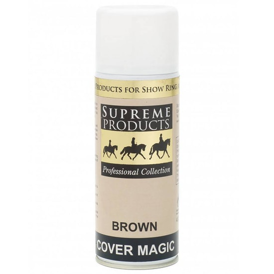 Supreme Products Cover Magic Brownp