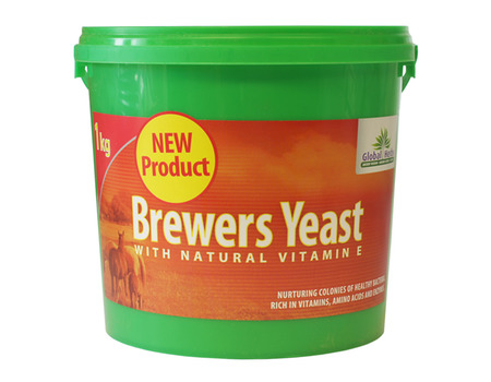 Global Herbs Brewers Yeast