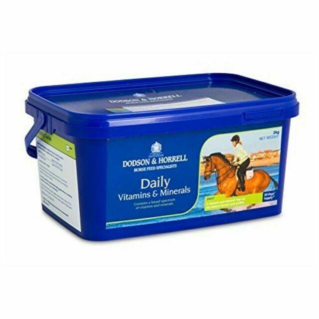 Dodson & Horrell Daily Vitamins & Minerals