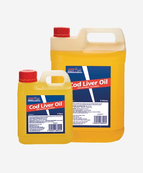 Equine Products LTD Cod Liver Oil Supplement