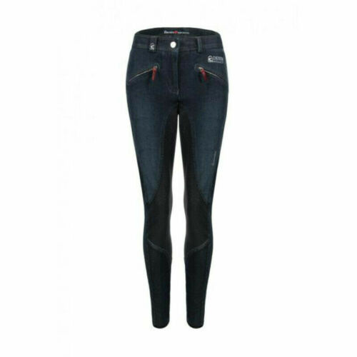 Cavallo Caja Grip Denim Breeches