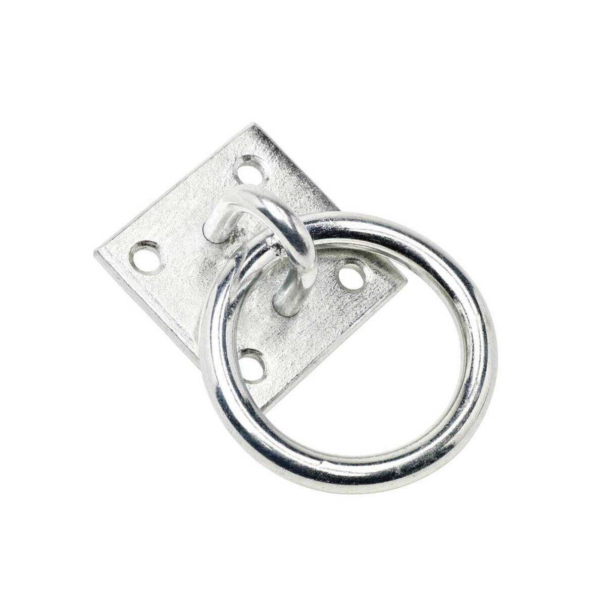 Cottage Craft Galvanised Tie Ring
