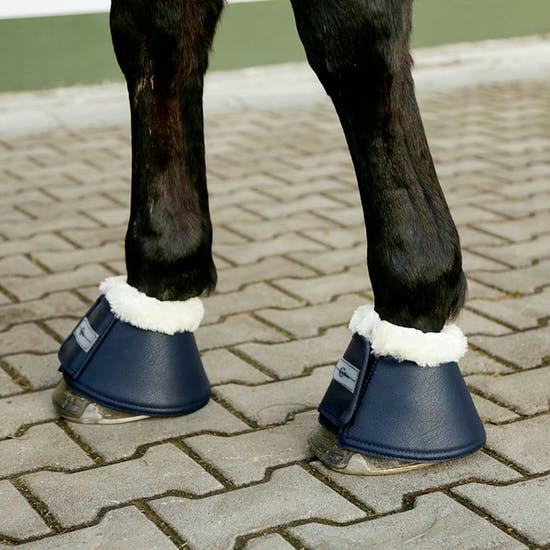 Covalliero Soft Over Reach Boots