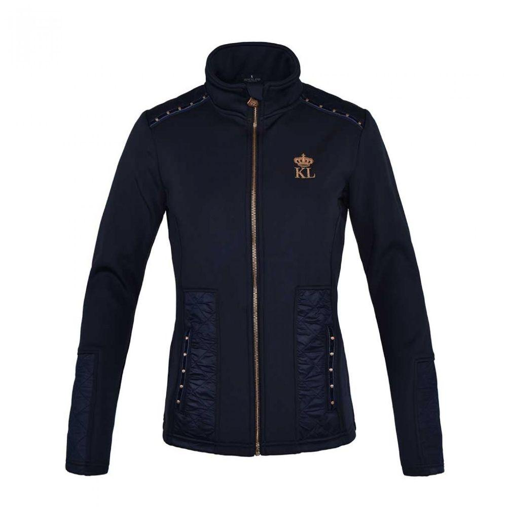 Kingsland Adak Gold Details Fleece Lined Jacket