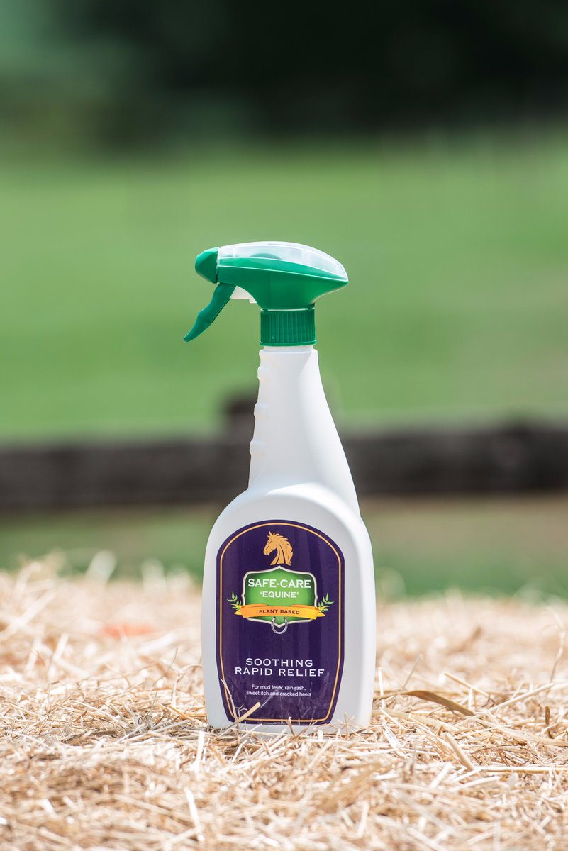 Safe Care Equine Soothing Rapid Relief