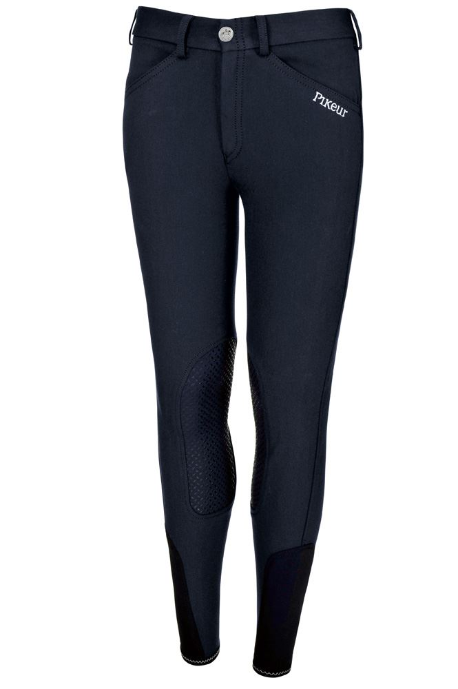 Pikeur Childs Brooklyn Grip knee Patch Breeches