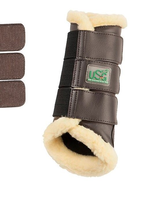 USG Tendon Protection Faux Fur Lining  Boots