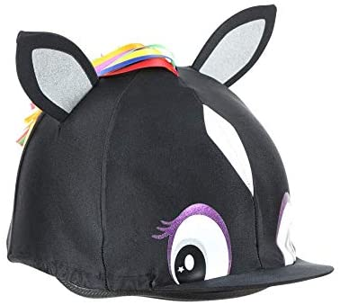Shires 3D Horse Animal Hat Silk