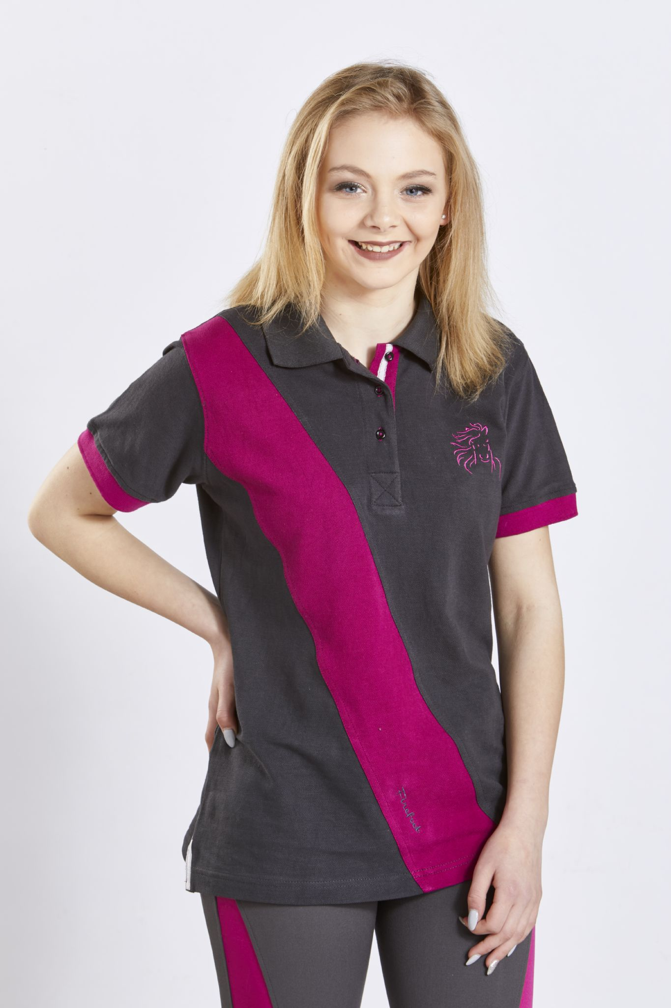 Firefoot Childs Polo Top