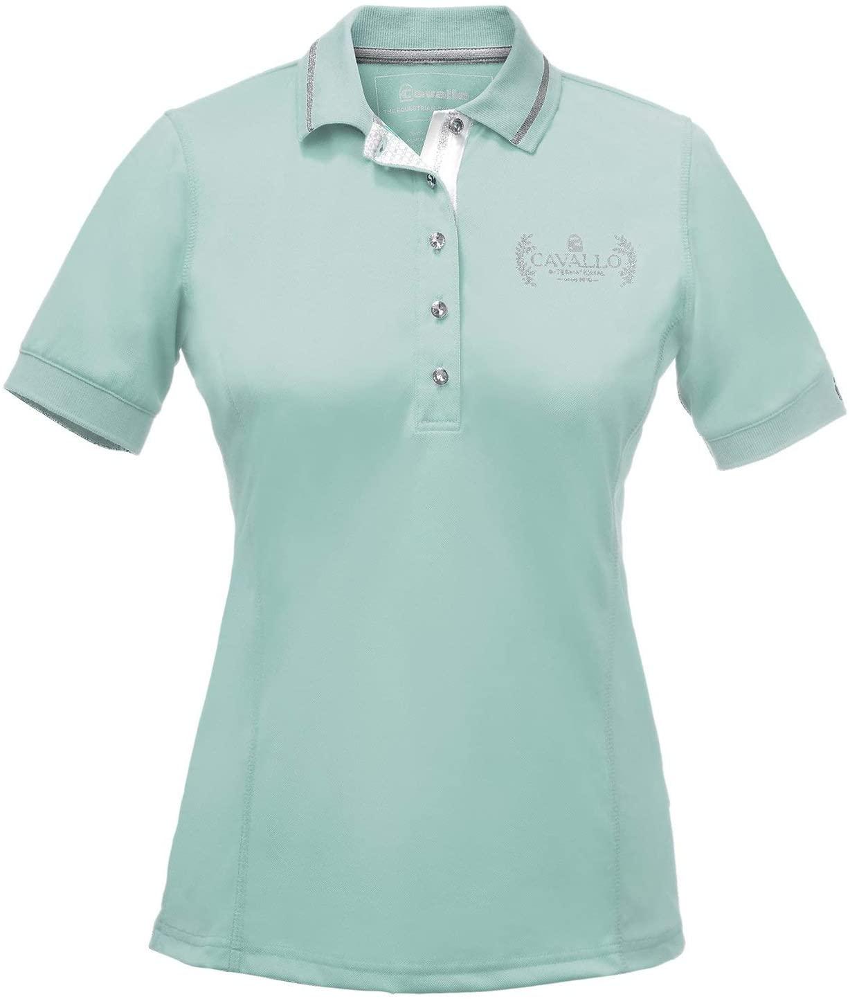 Cavallo Monique Polo Shirt Top