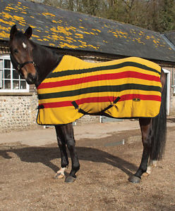 Harlequin Equine New Market Fleece Rug