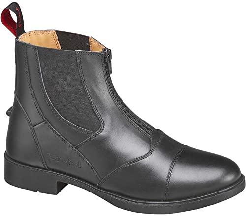 Firefoot Leather Jodphur Riding Boots Black