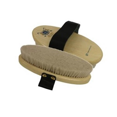 Equerry Large Goat Hair Grooming Brush