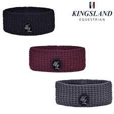 Kingsland Madelyn Ladies Knitted Headband