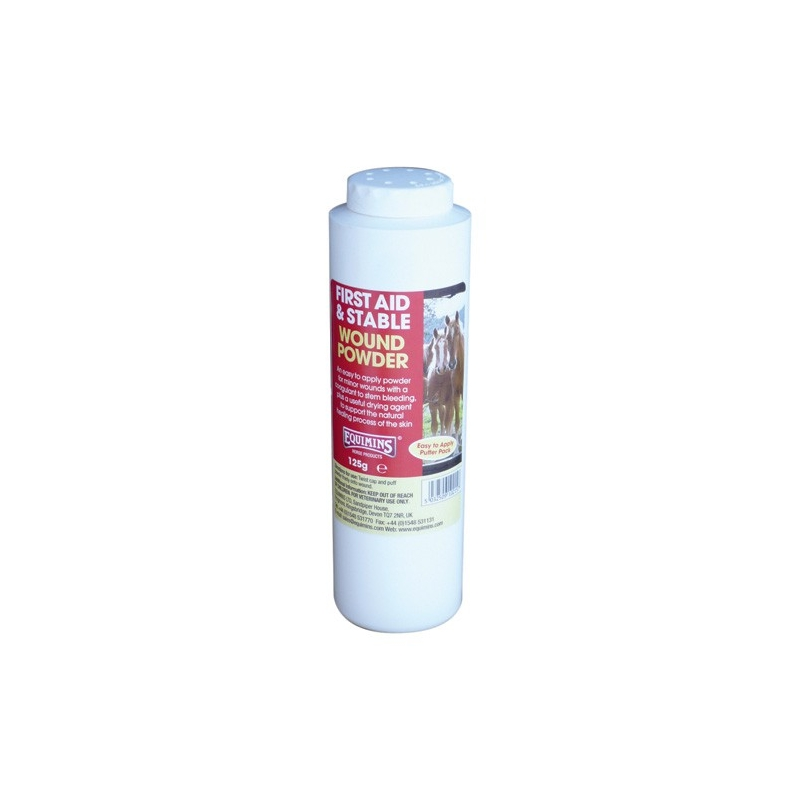 Equimins First Aid Wound Powder