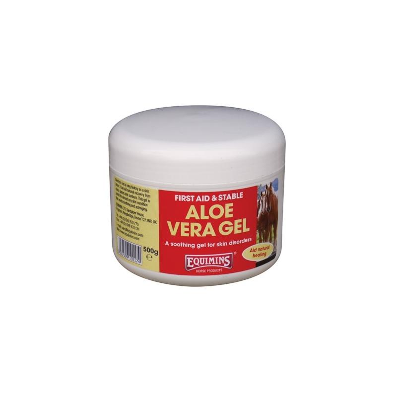 Equimins First Aid Aloe Vera Gel
