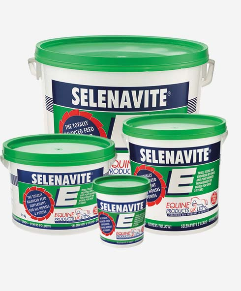 Equine Products LTD Selenavite E Powder Multivitamins & Feed Balancers
