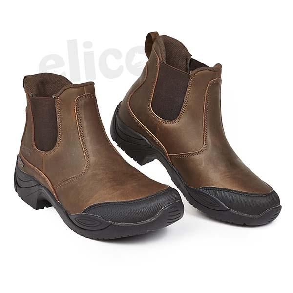 Elico Glencoe Yard Fleece Lined Boots