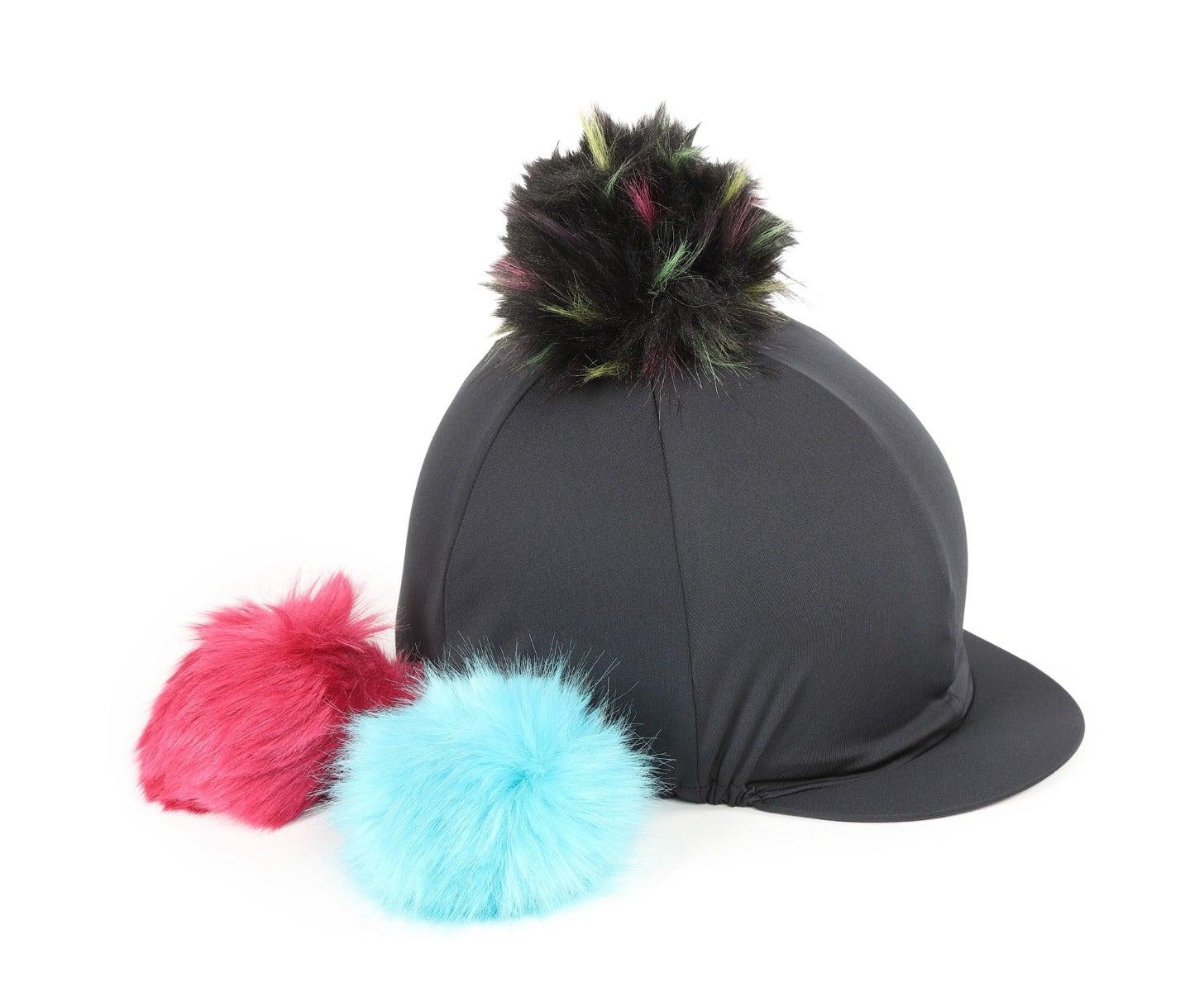 Shires Fun Switch It Black Hat Silk