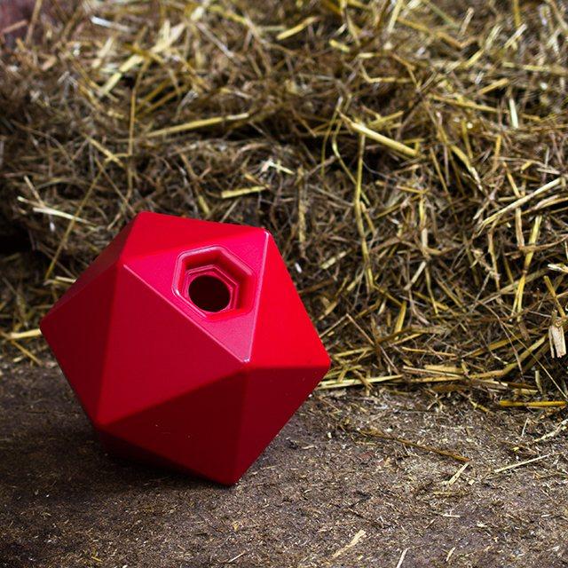 Red Gorilla Tub Trug Drip Feed Toy