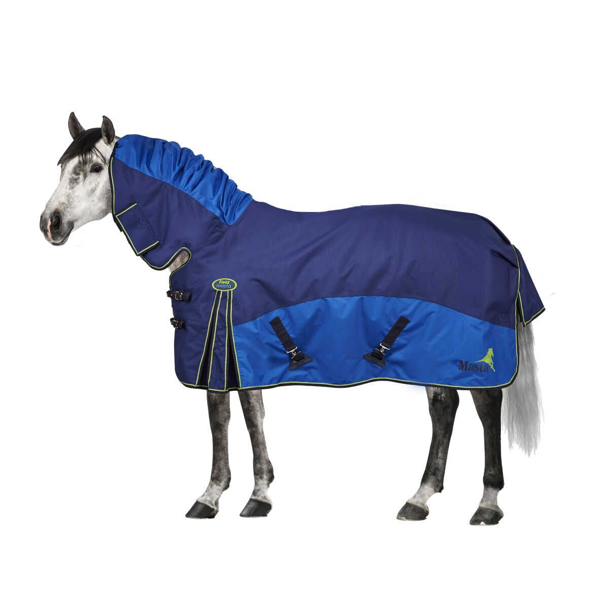 Field Masta Fixed Neck 200g Turnout Medium Weight Rug