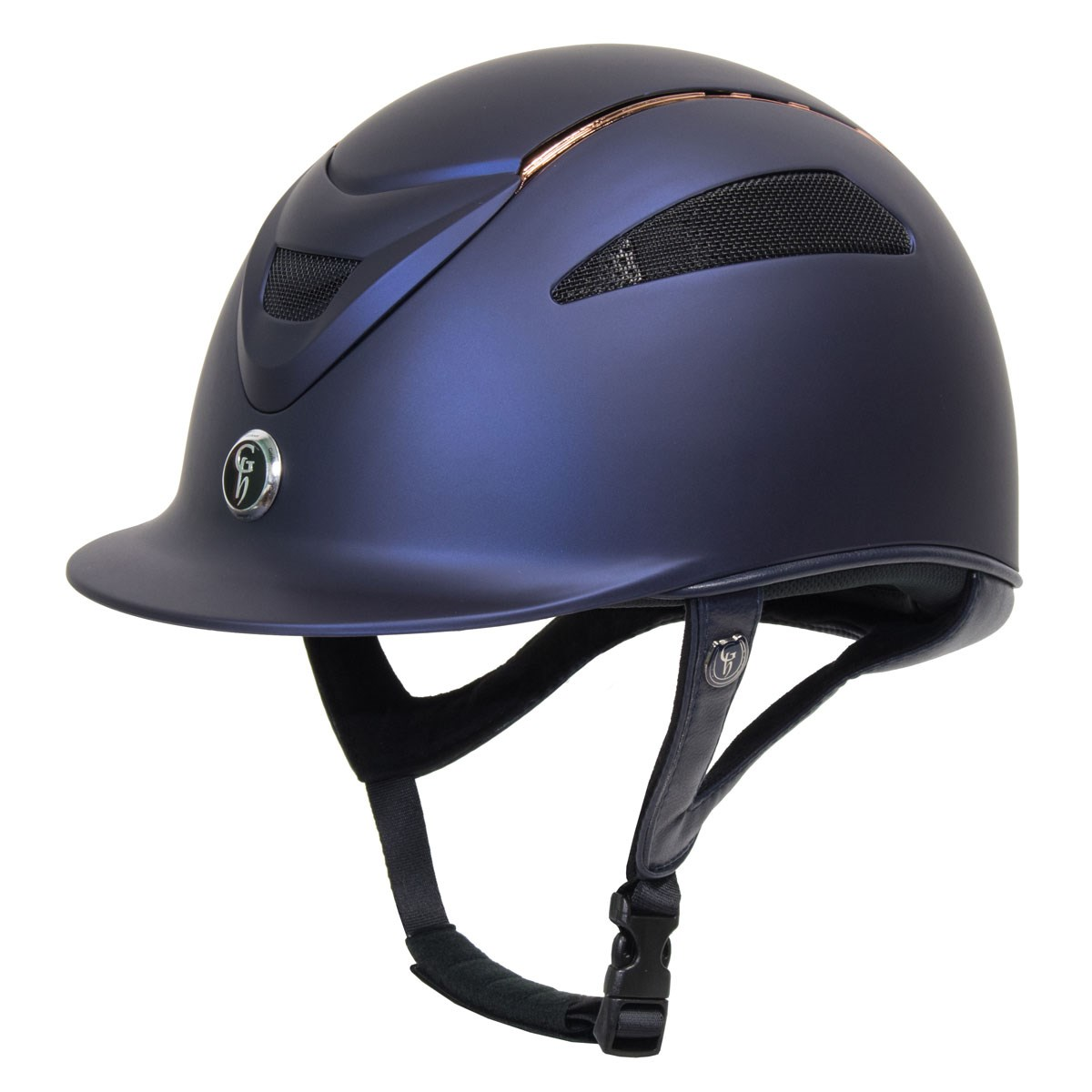 Gatehouse Conquest MK2 Rose Gold Limited Edition Riding Hat