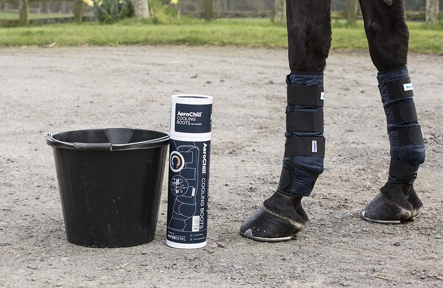 Hyperkewl Aerochill Cooling Boots