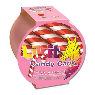 Likit Candy Cane Flavour Treats