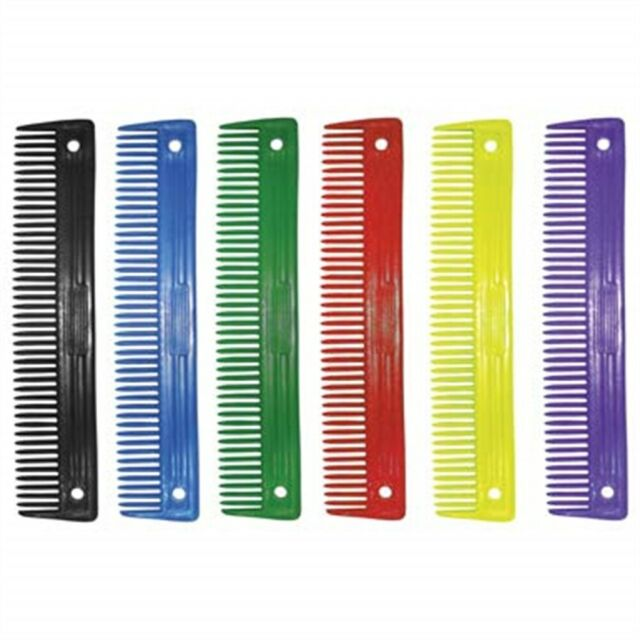 """Westgate Stablekit Nylon 9"""" Grooming Comb"""