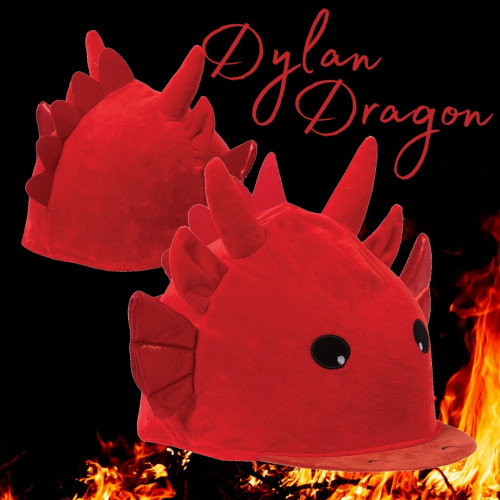 Equetech Dylan Dragon Hat Silk